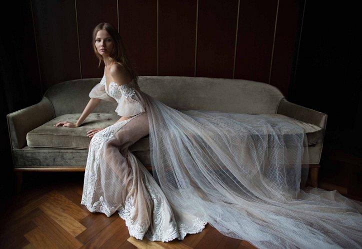 Vera Wang 2019: свадебные платья, фото картинки