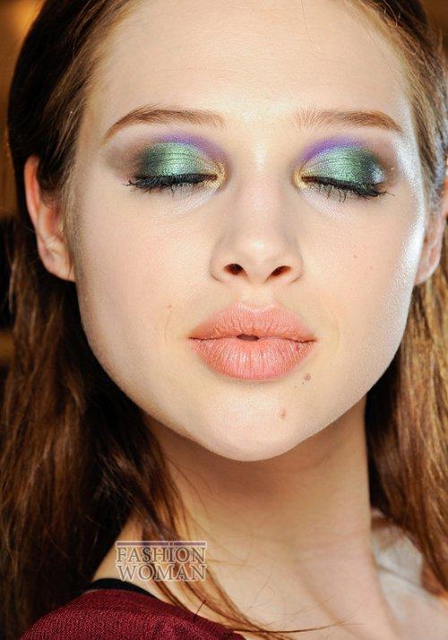 Opal makeup