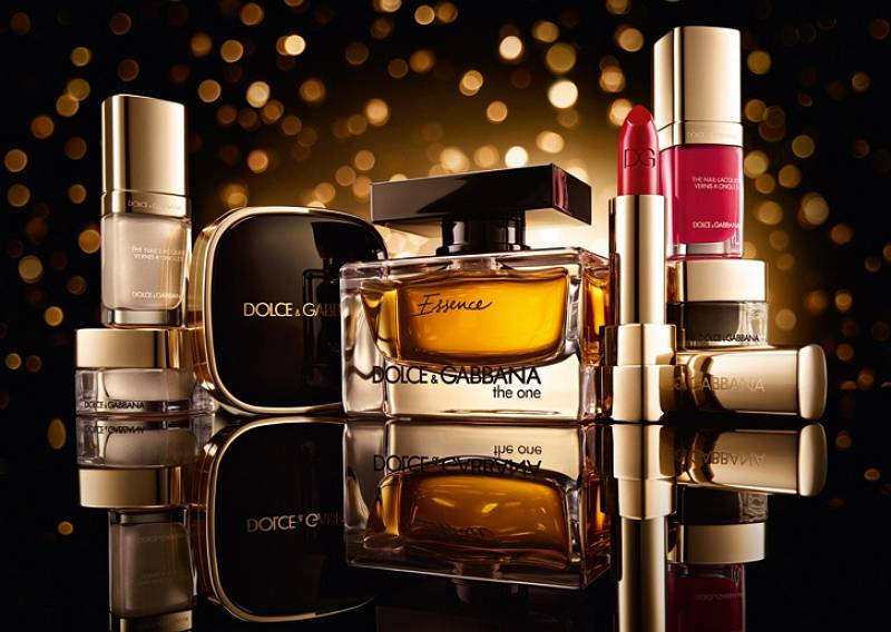 Рождественская коллекция макияжа Dolce Gabbana The Essence