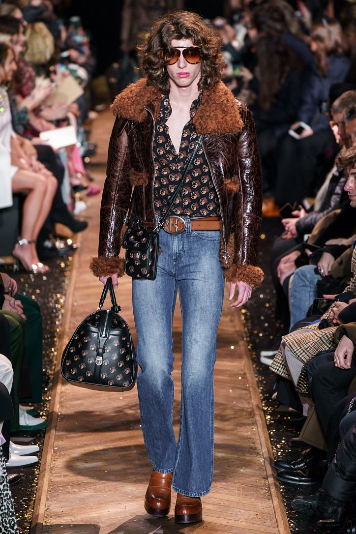 Michael Kors Collection осень-зима 2019-2020 фото №6