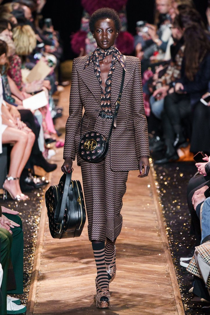 Michael Kors Collection осень-зима 2019-2020 фото №7
