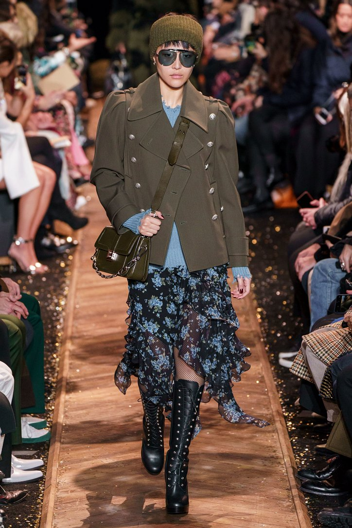 Michael Kors Collection осень-зима 2019-2020 фото №11