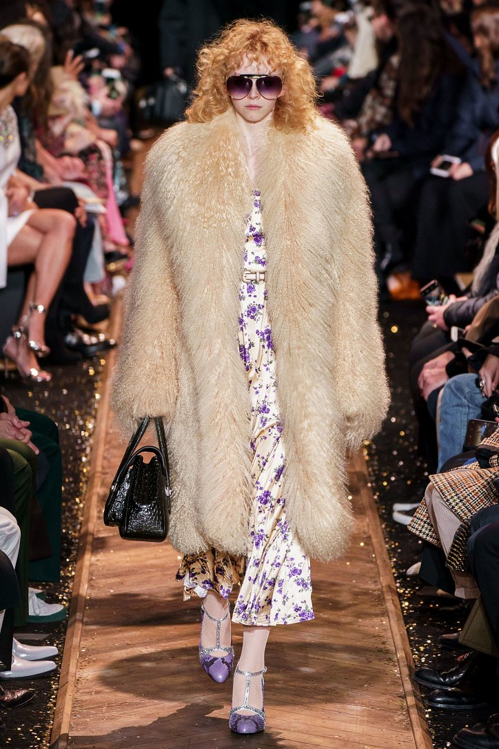 Michael Kors Collection осень-зима 2019-2020 фото №15