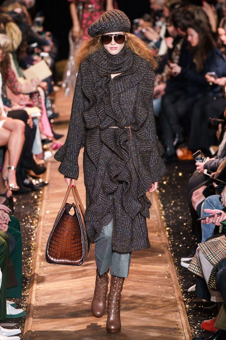 Michael Kors Collection осень-зима 2019-2020 фото №17