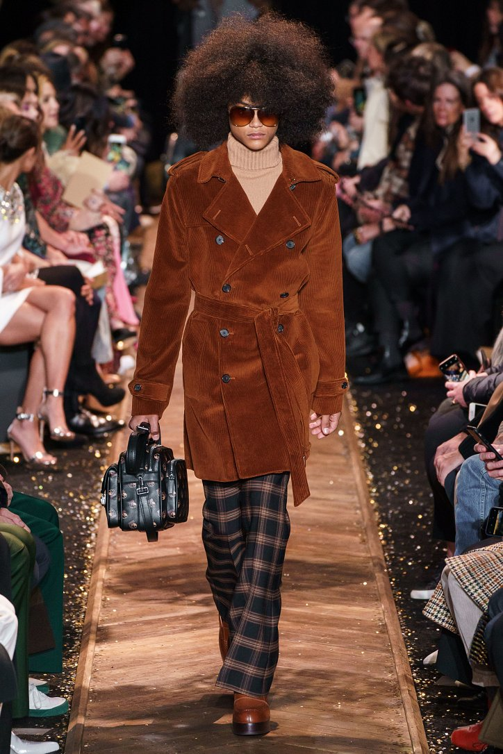 Michael Kors Collection осень-зима 2019-2020 фото №19