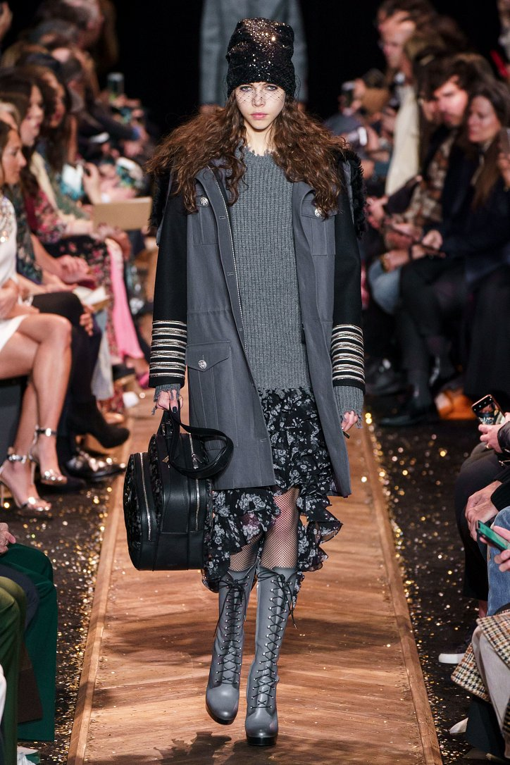 Michael Kors Collection осень-зима 2019-2020 фото №20