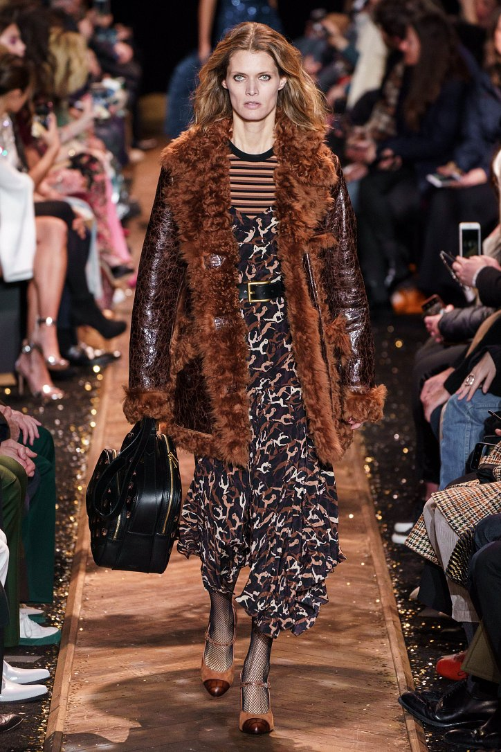 Michael Kors Collection осень-зима 2019-2020 фото №31