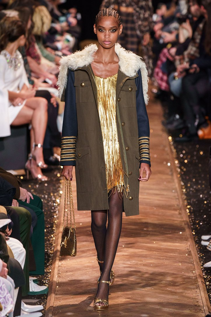 Michael Kors Collection осень-зима 2019-2020 фото №39