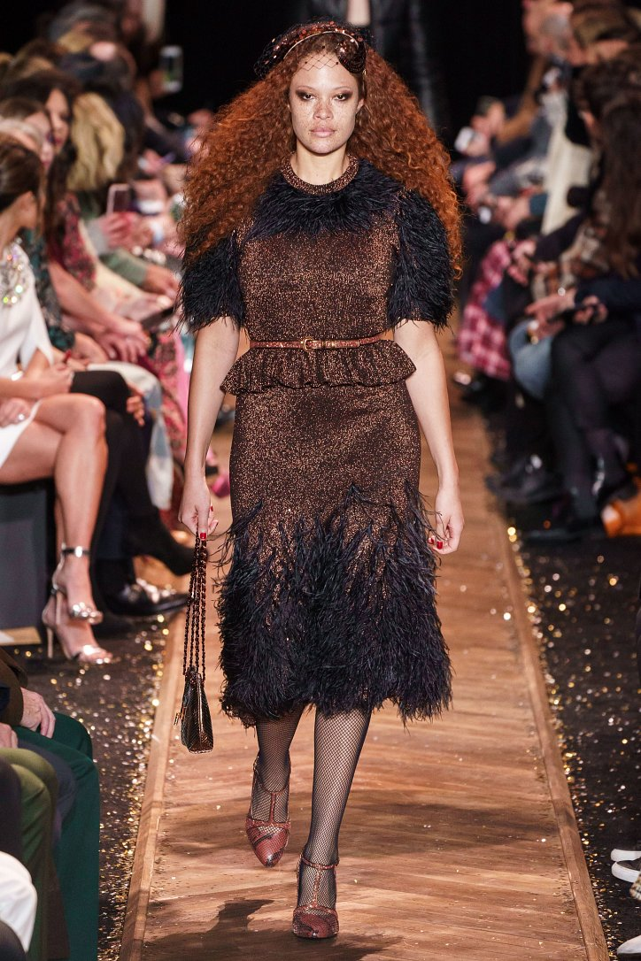 Michael Kors Collection осень-зима 2019-2020 фото №41