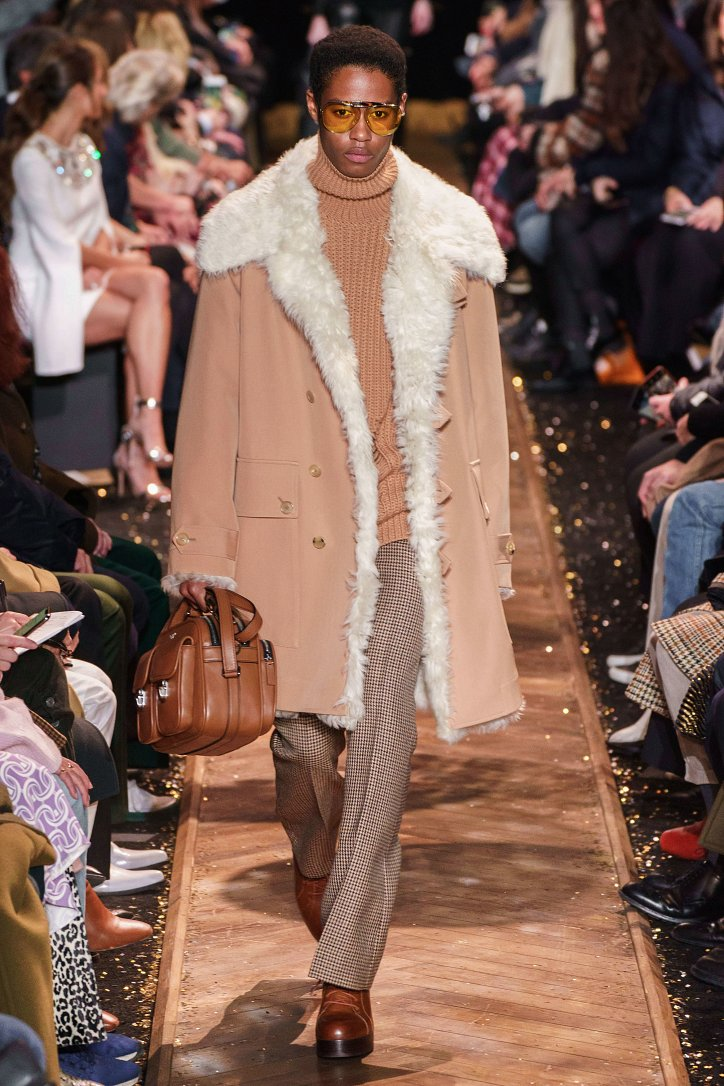 Michael Kors Collection осень-зима 2019-2020 фото №51
