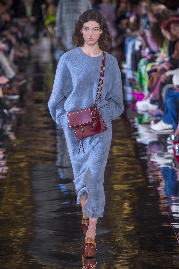 Коллекция Stella McCartney осень-зима 2018-2019 фото №23