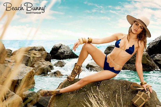 Купальники Beach Bunny Swimwear Cruise 2015 фото №47