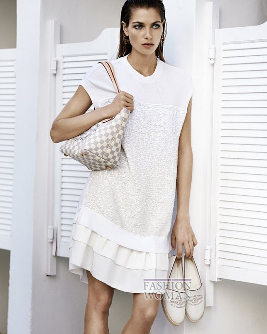 Летний лукбук Louis Vuitton фото №4