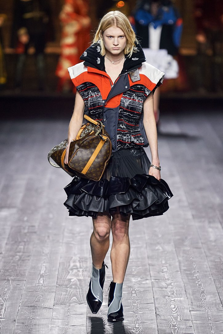 Louis Vuitton осень-зима 2020-2021