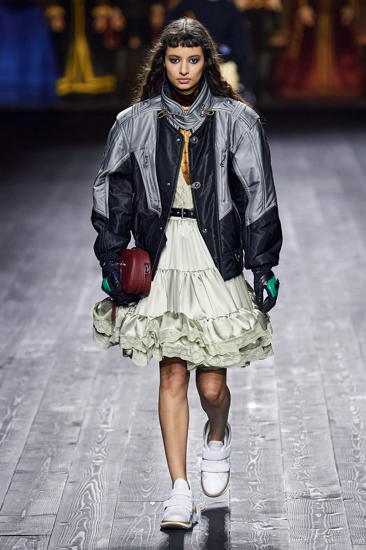 Louis Vuitton осень-зима 2020-2021 фото №13