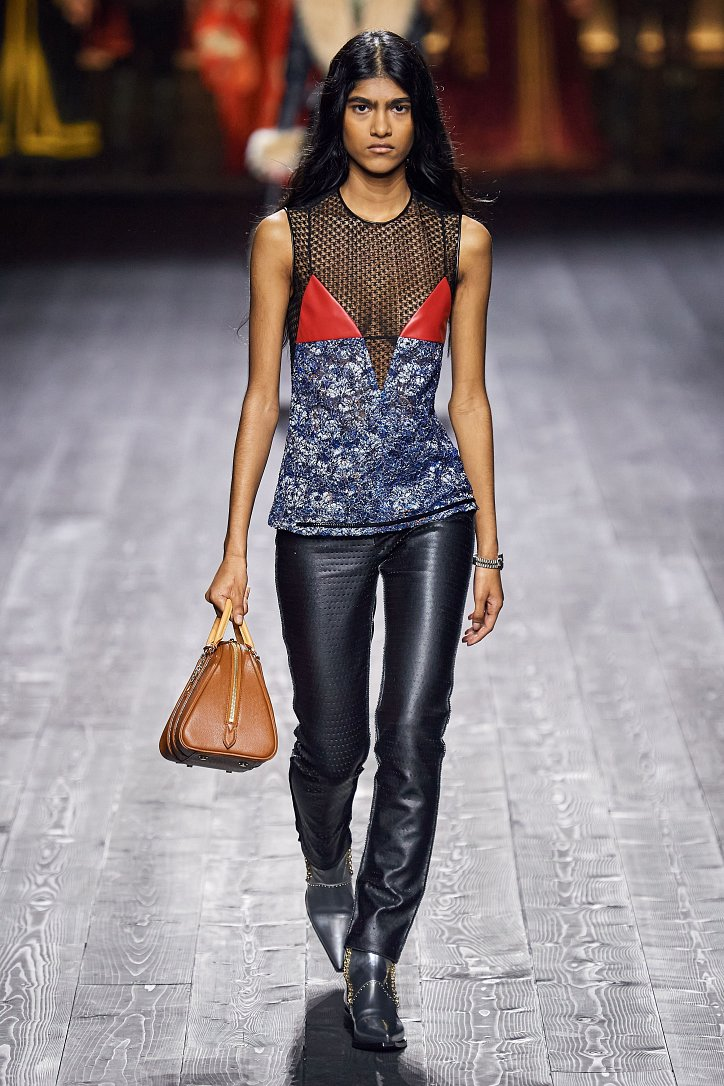 Louis Vuitton осень-зима 2020-2021 фото №22