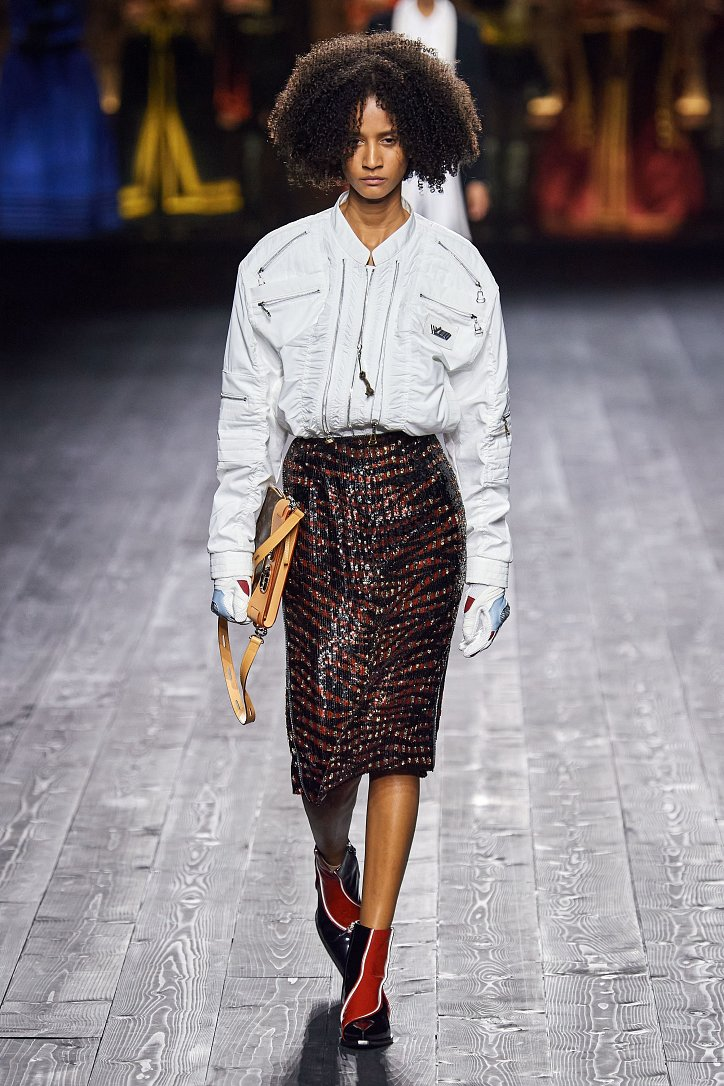 Louis Vuitton осень-зима 2020-2021 фото №28