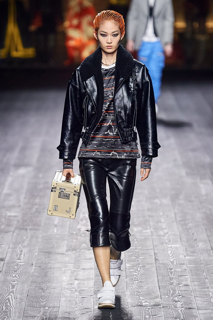 Louis Vuitton осень-зима 2020-2021 фото №33