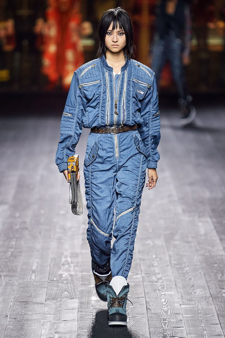 Louis Vuitton осень-зима 2020-2021 фото №40