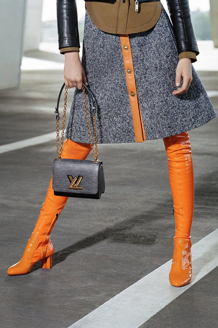 Louis Vuitton Pre-Fall 2017 фото №6