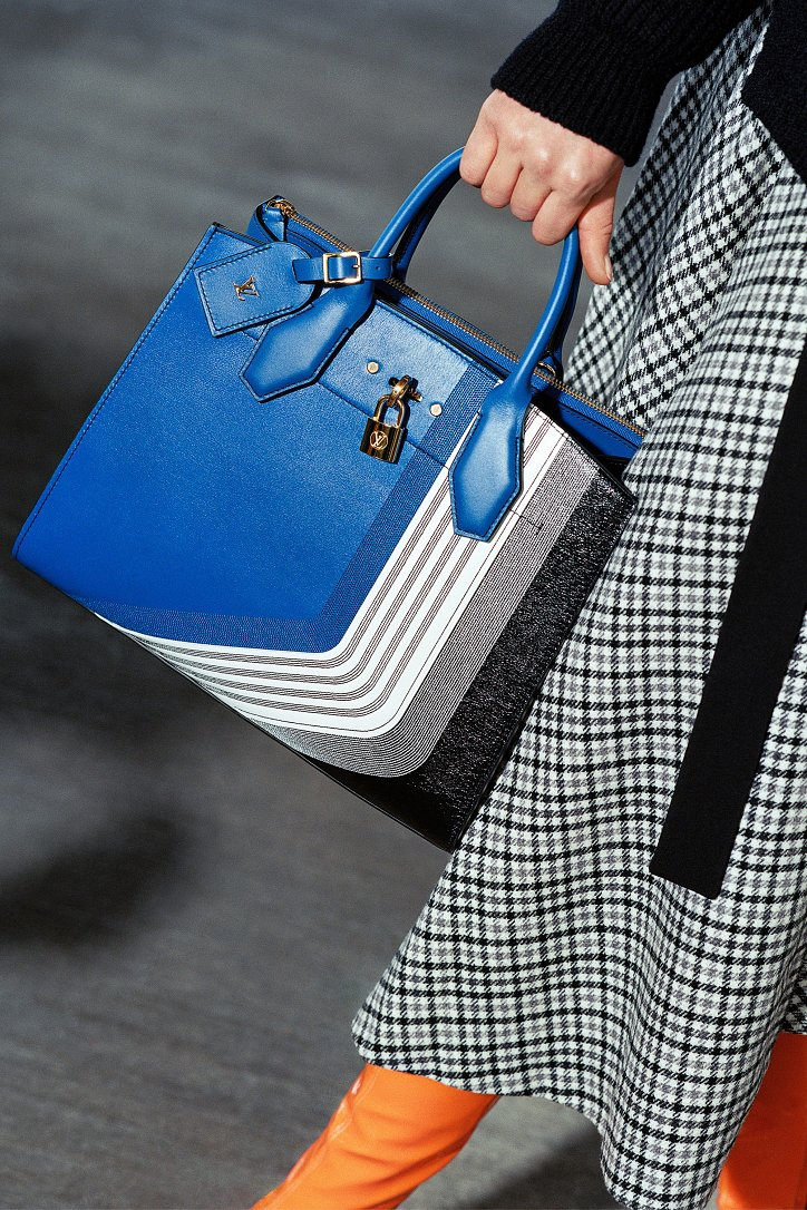 Louis Vuitton Pre-Fall 2017 фото №14