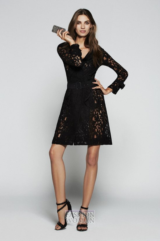 Лукбук BCBG Max Azria Holiday 2012 фото №10