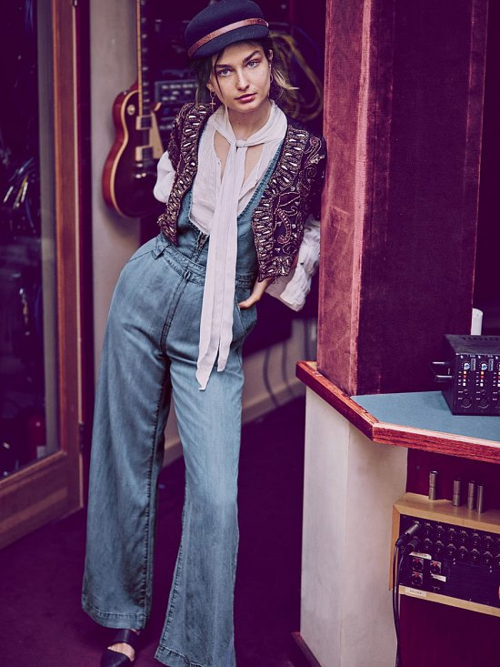Лукбук Free People Pre-Fall 2015 фото №2