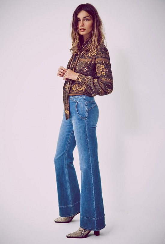 Лукбук Free People Pre-Fall 2015 фото №6