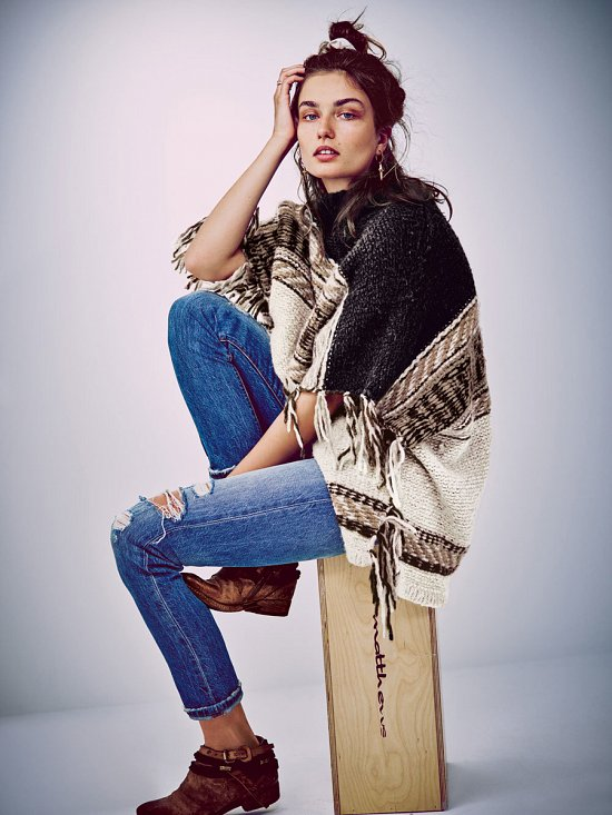 Лукбук Free People Pre-Fall 2015 фото №8