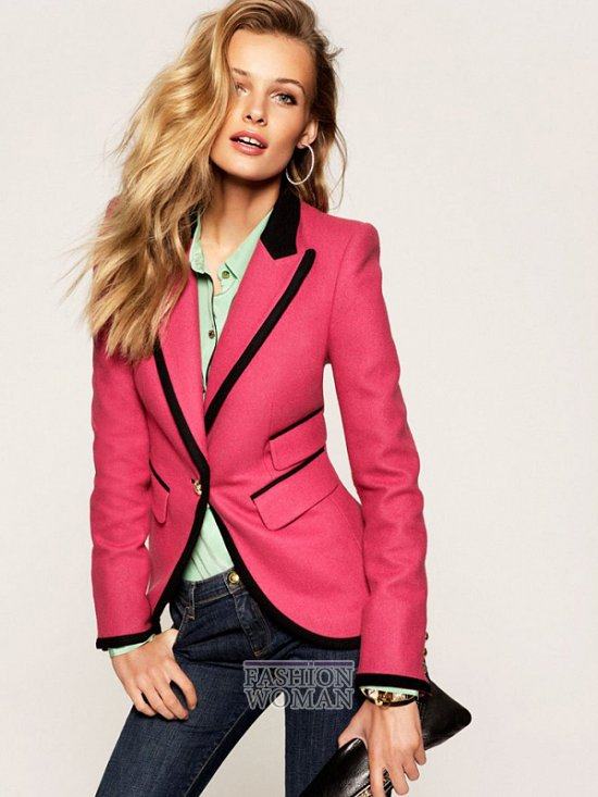 Лукбук Juicy Couture Holiday Collection 2012 фото №5