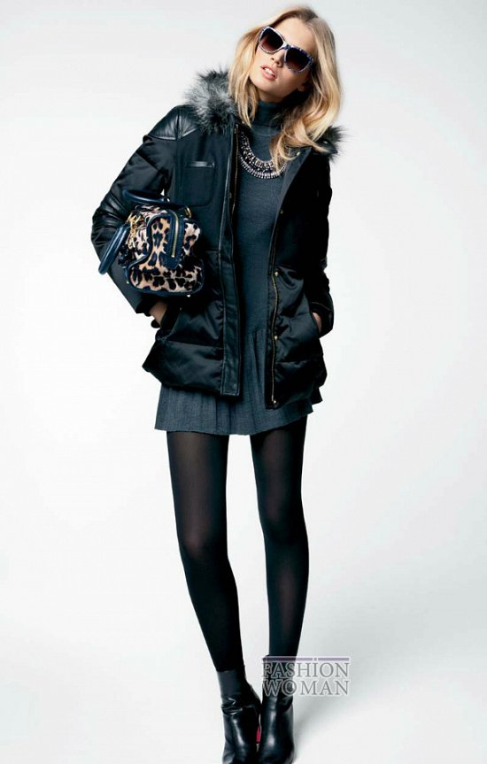 Лукбук Juicy Couture осень-зима 2012-2013 фото №19