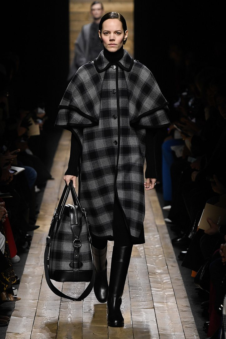 Michael Kors Collection осень-зима 2020-2021