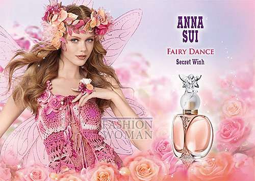 Новый аромат от Anna Sui - Fairy Dance Secret Wish фото №2