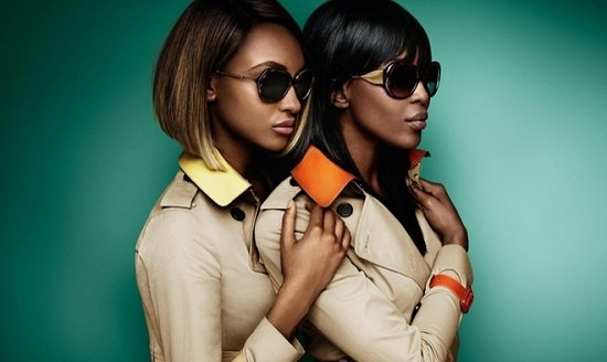 Jourdan Dunn, Naomi Campbell