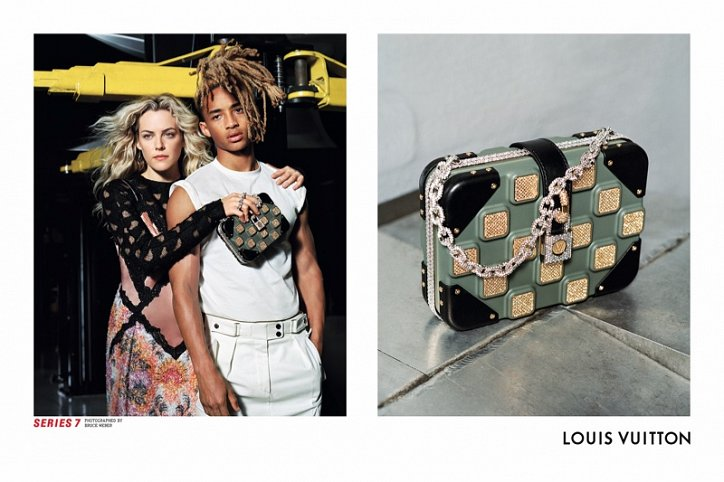 Рекламная кампания Louis Vuitton осень-зима 2017-2018 фото №5