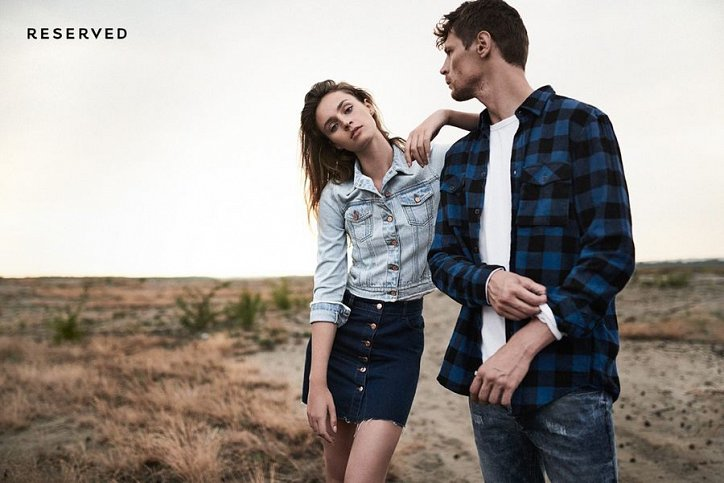 Reserved Denim Collection осень-зима 2016-2017 фото №11