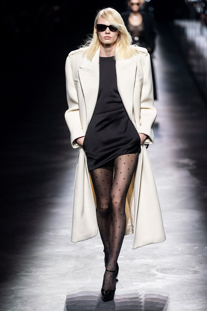 Коллекция Saint Laurent осень-зима 2019-2020 фото №2