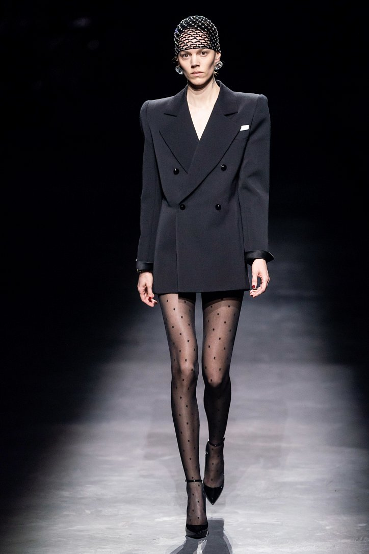 Коллекция Saint Laurent осень-зима 2019-2020 фото №51