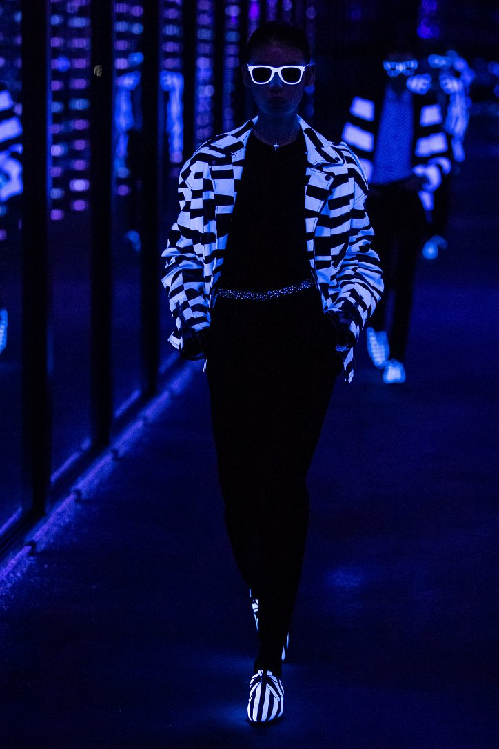 Коллекция Saint Laurent осень-зима 2019-2020 фото №59