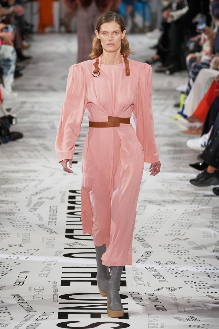 Коллекция Stella McCartney осень-зима 2019-2020 фото №10