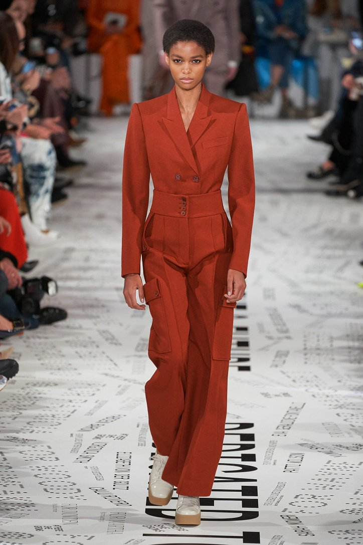 Коллекция Stella McCartney осень-зима 2019-2020 фото №11