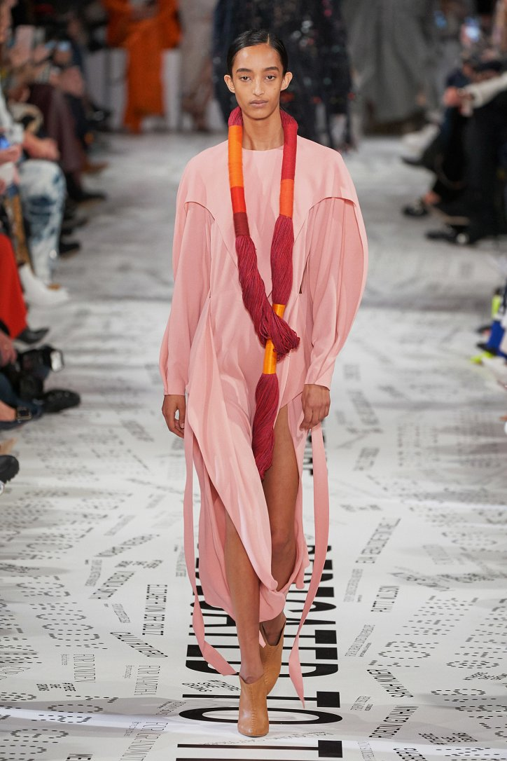 Коллекция Stella McCartney осень-зима 2019-2020 фото №16