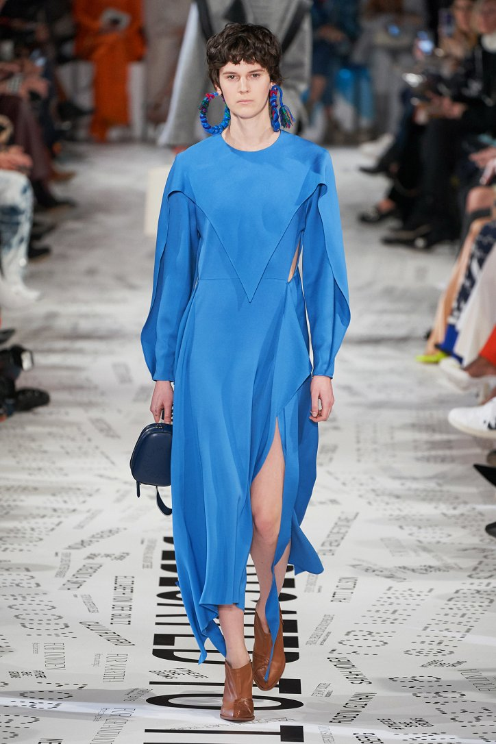 Коллекция Stella McCartney осень-зима 2019-2020 фото №22