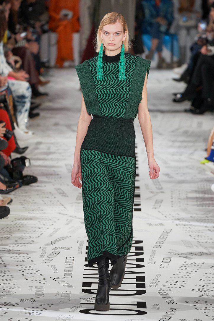 Коллекция Stella McCartney осень-зима 2019-2020 фото №32