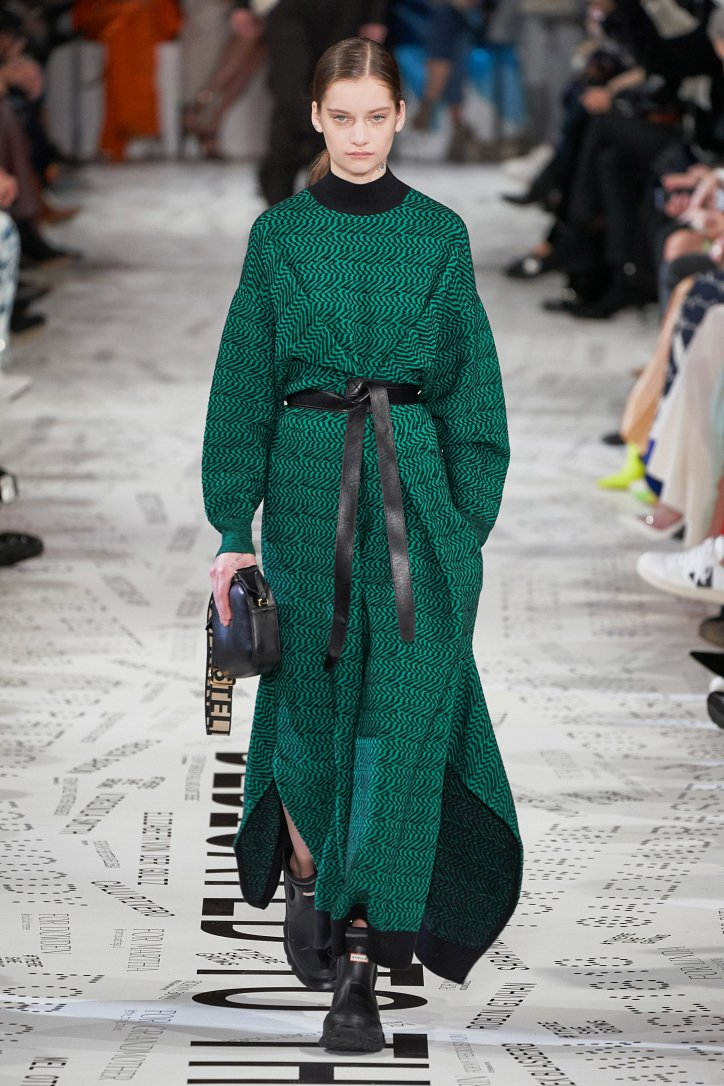Коллекция Stella McCartney осень-зима 2019-2020 фото №36