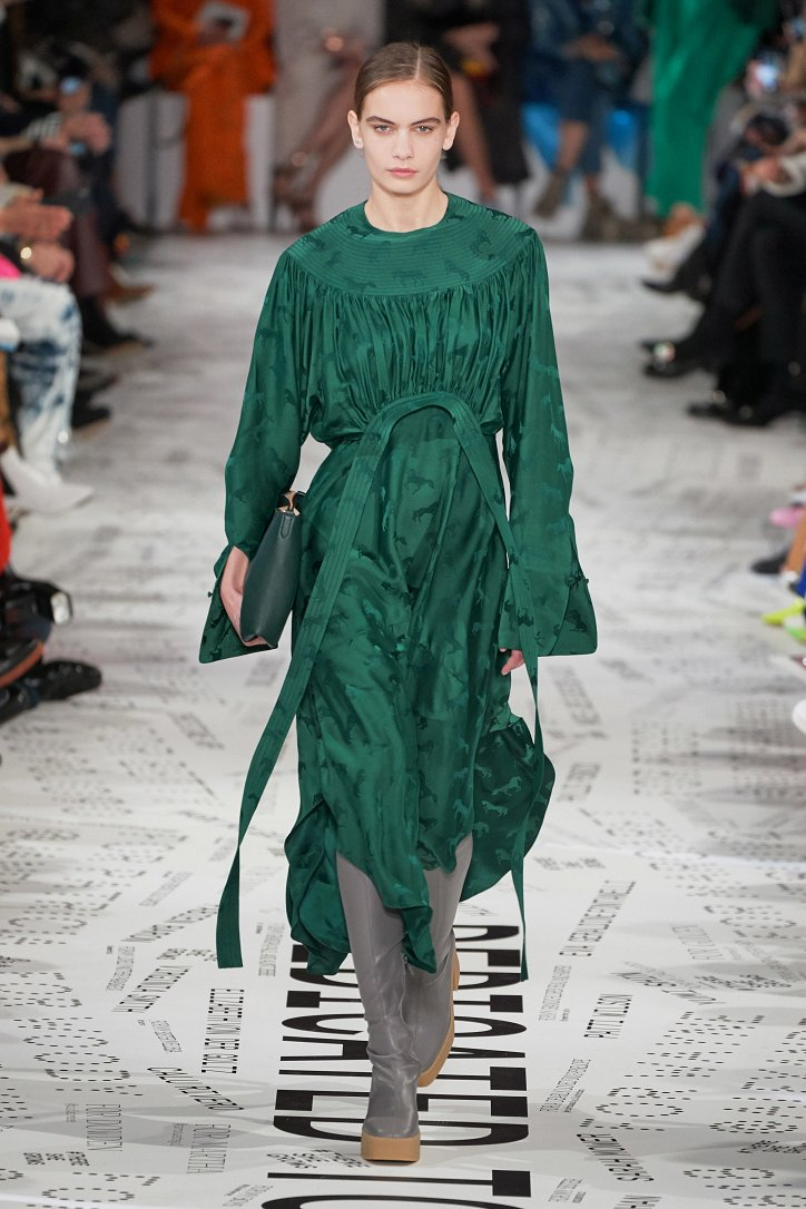Коллекция Stella McCartney осень-зима 2019-2020 фото №38