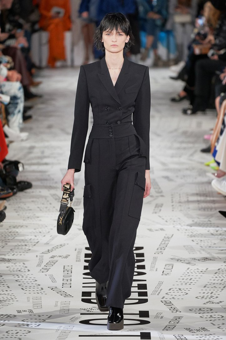 Коллекция Stella McCartney осень-зима 2019-2020 фото №43