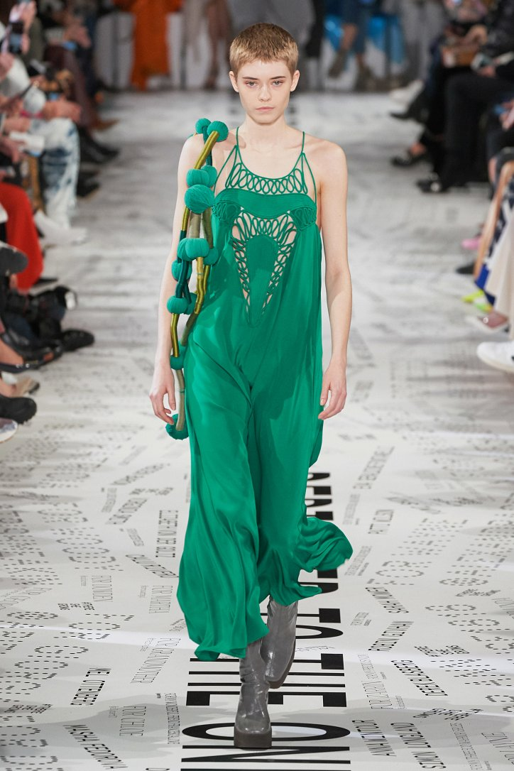 Коллекция Stella McCartney осень-зима 2019-2020 фото №46