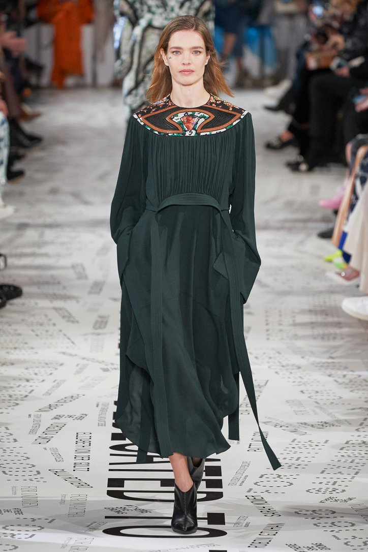 Коллекция Stella McCartney осень-зима 2019-2020 фото №50
