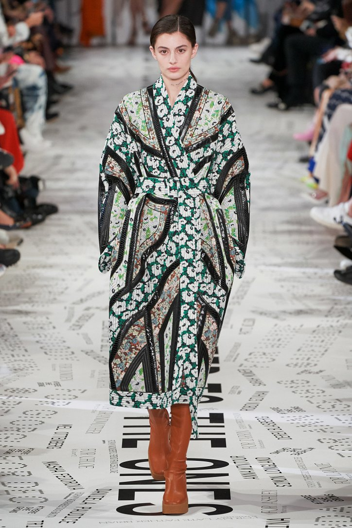 Коллекция Stella McCartney осень-зима 2019-2020 фото №51